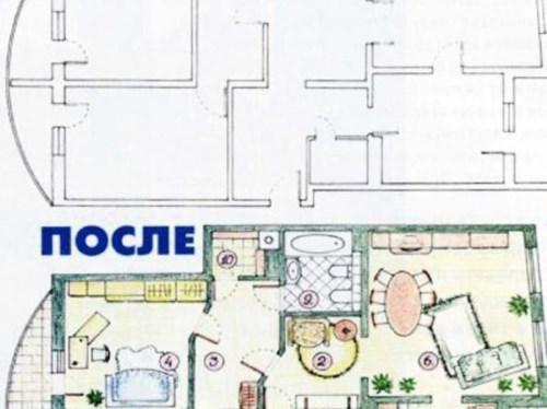 Продажа трехкомнатных квартир в Челябинске
